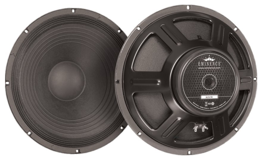 "15"" Woofer for Vocal Wedge Applications"