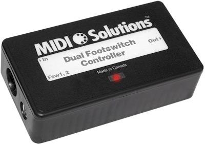 Multi Function MIDI Event Generator