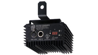 750W Electronic Silent Dimmer with Stage Pin Connectors