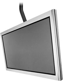Ceiling Mount for Large Flat Panel Displays