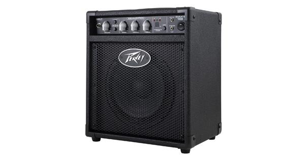 "Peavey MAX 158 II 20W 1x8"" Bass Combo Amplifier MAX-158-II"