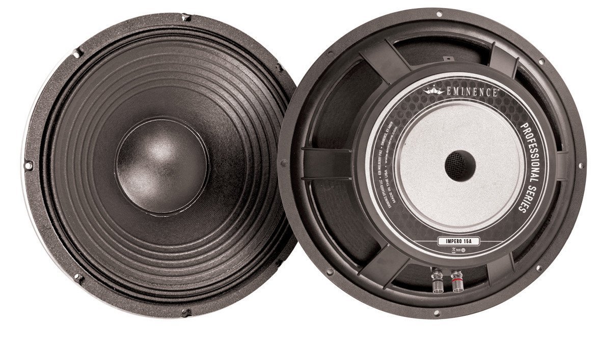 "Eminence Speaker IMPERO 15A 15"" Woofer IMPERO 15A"