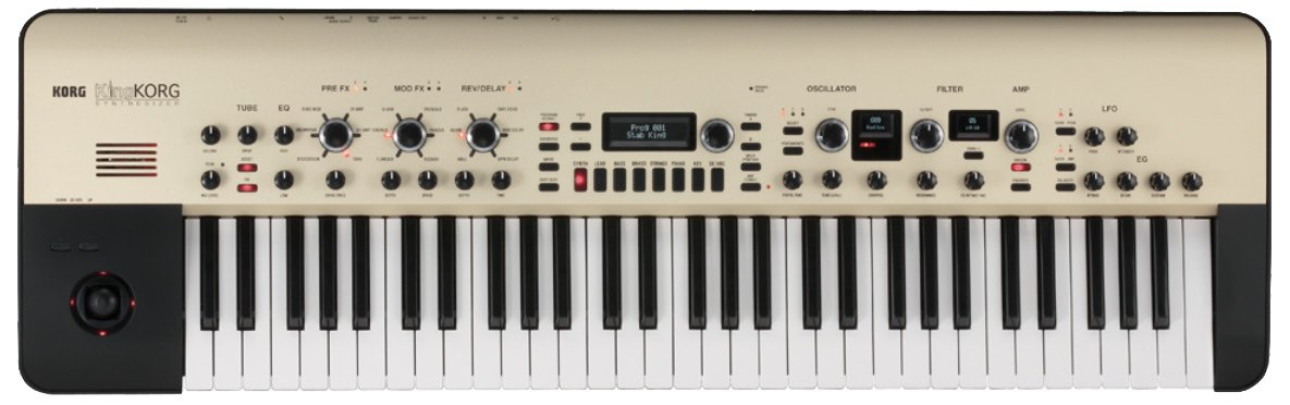 61-Key Analog Modeling Synthesizer