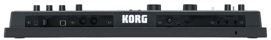 Korg MICROKORG-XL+ 37-Key 8-Voice Compact Analog Modeling