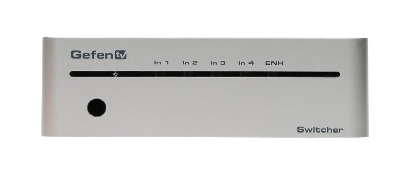 Gefen 4x1 Switcher for HDMI with RS232