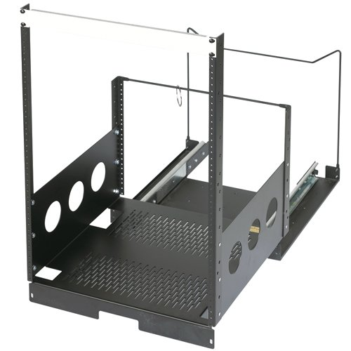 Chief Manufacturing POTR-10  10RU Pull-Out Rack POTR-10