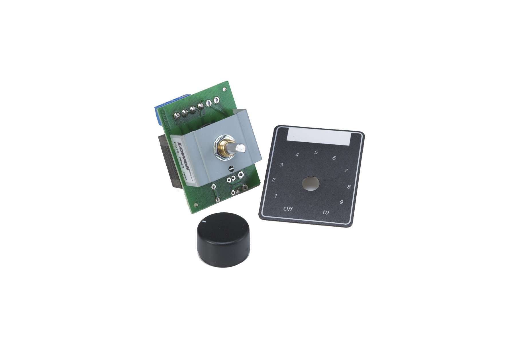 Rackmount 25W Volume Control Attenuator