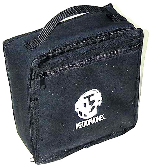 Padded Case for Metrophones