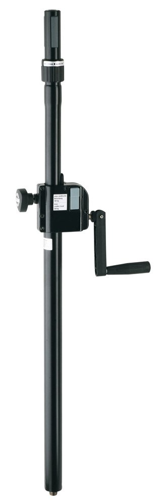 Distance Rod with Hand Crank and Ring Lock
