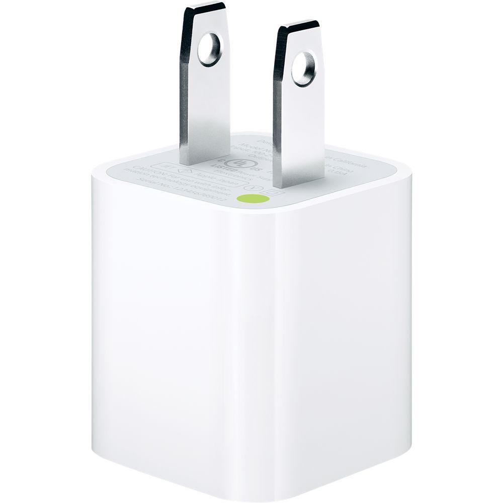 Apple 5W USB Power Adapter  MD810LL/A