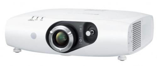 WXGA Projector in White, 3500 Lumens