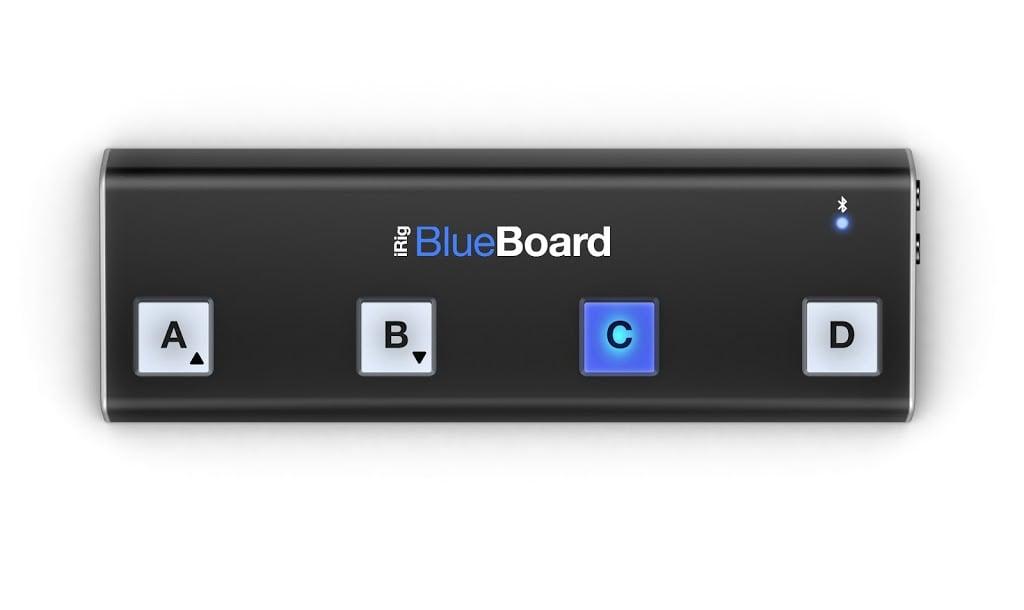 Bluetooth MIDI Pedalboard Controller