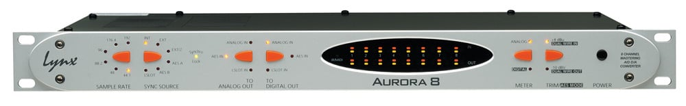 8-channel A/D and D/A Converter with LT-USB Card