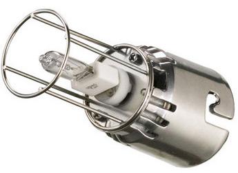 Tungsten-Halogen 500-1000W AC Lamphead