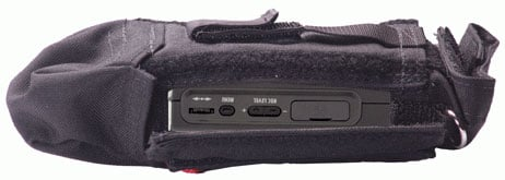 Audio Recorder Case for Zoom H4, H4n Recorders