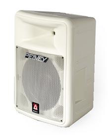 "12"" 2-Way Speaker in White"