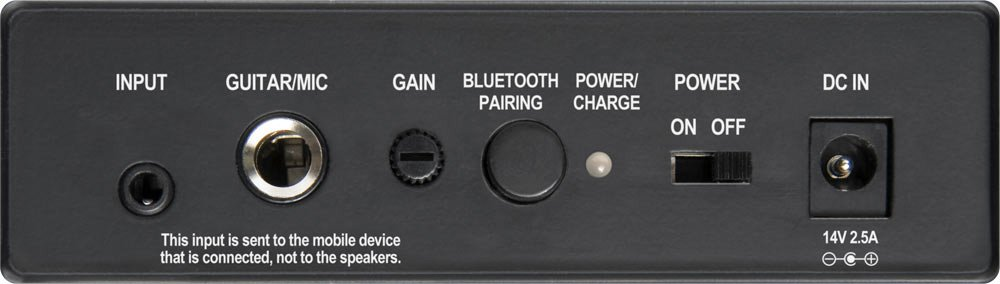 Portable Wireless Bluetooth Personal Studio Monitor