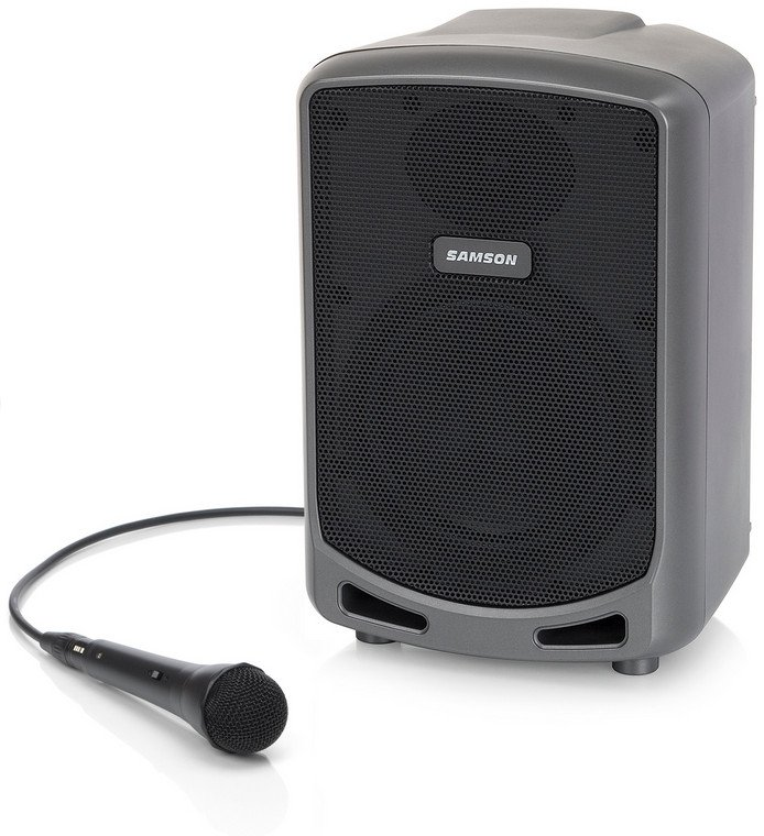 "6"" 2-Way Portable PA with Bluetooth®"