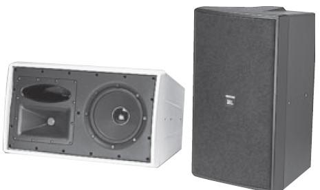 """Premium 8"""" 2-Way Indoor/Outdoor Monitor Speaker"""