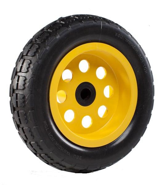 "Rock-n-Roller R10WHL/RT/O 10""x3"" R-Trac No-Flat Tire for R8RT , R10RT , R12RT Multi-Carts R10WHL/RT/O"