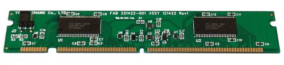 ROM Expansion Card for PC3/PC3K