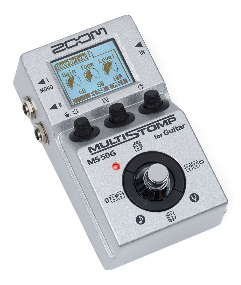 Multistomp Effects Pedal