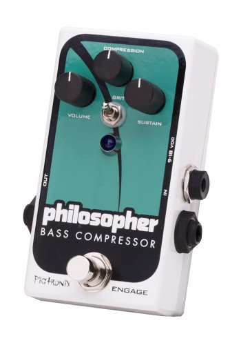 Specialty Bass Compressor with Blend