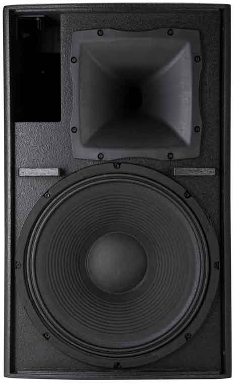"2-Way Active Speaker with 15"" LF, 1"" HF"