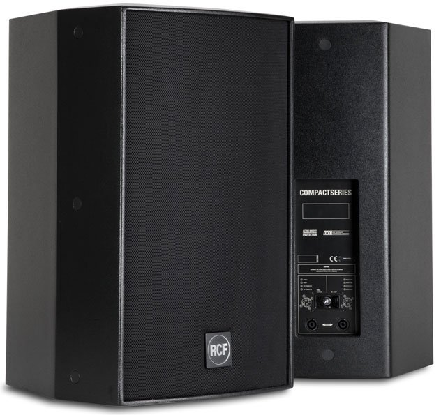 "C Series 2-Way Passive Speaker with 12"" LF, 1"" HF, 90° x 90° Horn"