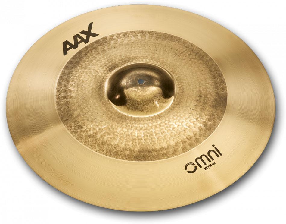 """22"""" AAX Omni Cymbal in Natural Finish"""