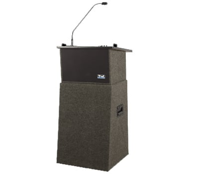 Lectern Package, ACL-7500 & ACL-BASE