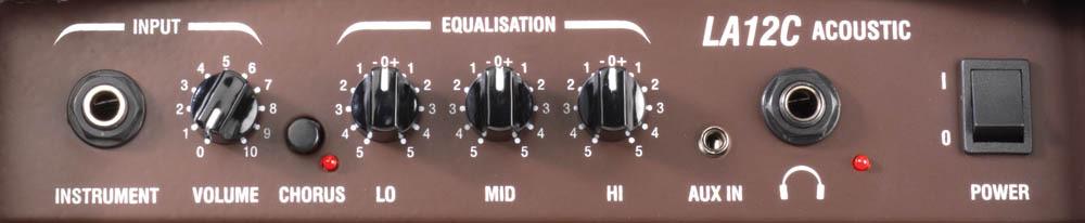"12W 6.5"" Dedicated Acoustic Amplifier"