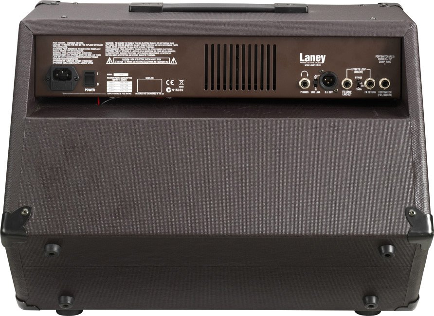 "65W 2x8"" Dedicated Acoustic Amplifier"