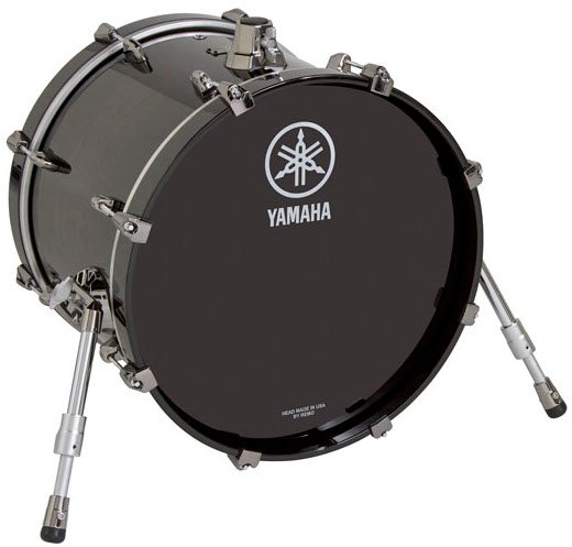 "14"" x 18"" Live Custom Bass Drum with 8 Ply Shell"