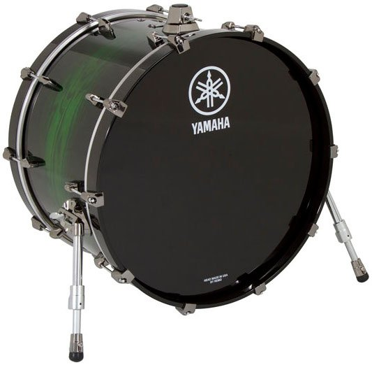 "14"" x 22"" Live Custom Bass Drum with 8 Ply Shell"