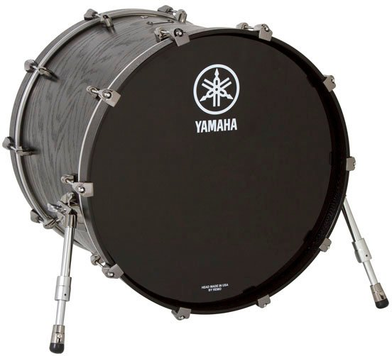 yamaha lnb 2218r 18 x 22 live custom bass drum with 8 ply shell without tom mount full compass. Black Bedroom Furniture Sets. Home Design Ideas