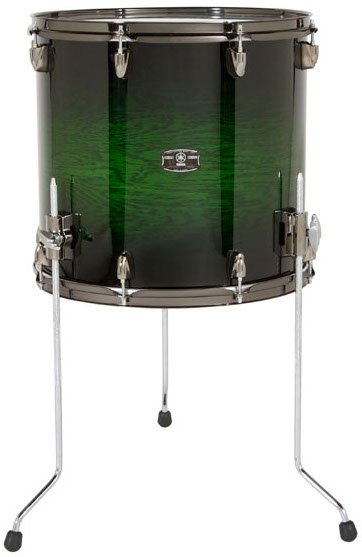 yamaha lnf1615 15 x 16 live custom floor tom with 6 ply