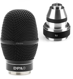 d:facto Handheld Microphone