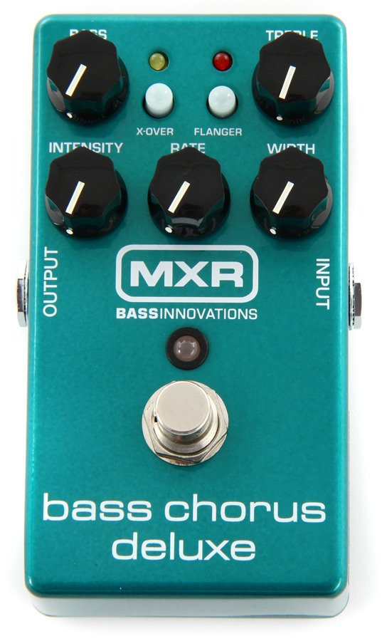 Bass Chorus Deluxe Pedal