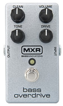 Bass Overdrive Pedal