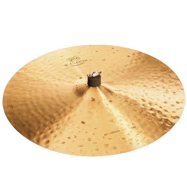 "22"" K Constantinople Medium Thin Ride, Low"