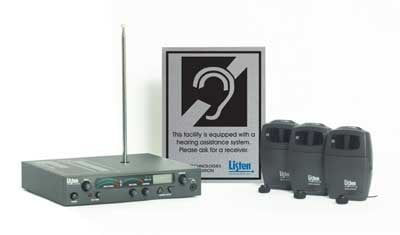 Try Listen FM System, 72 MHz
