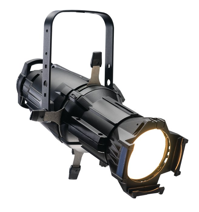 Source Four 19° Ellipsoidal in Black, Edison connector