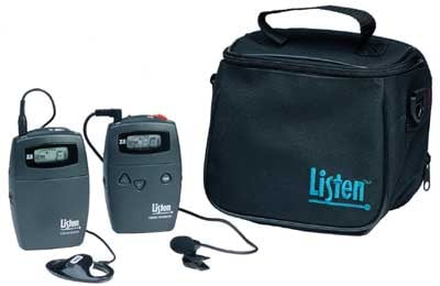 Personal FM System, 216 MHz