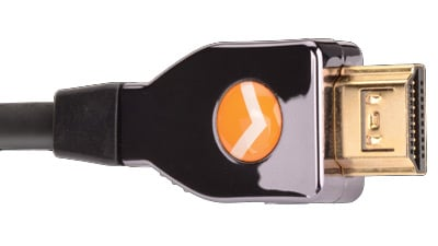 8' PPC Locking High Speed HDMI with Ethernet Cable