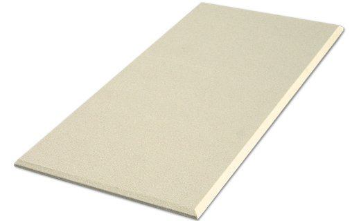"2""x4`x8` Acoustic Panel, Beveled Edge"