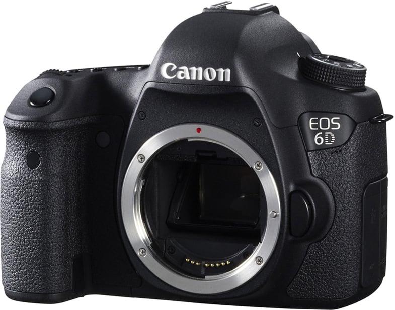 20.2 MP Digital SLR Camera WITHOUT Lens