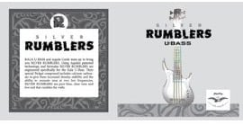 Aquila Silver Rumblers U-Bass Strings
