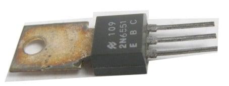 Electro-Voice EV-6023 EV Transistor EV-6023