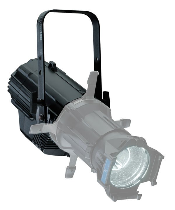 Source Four LED Daylight in Black with Engine Body Only and Edison Connector